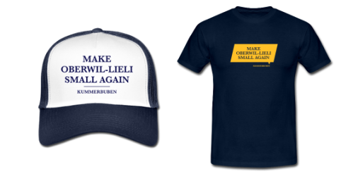 Make Oberwil-Lieli small again